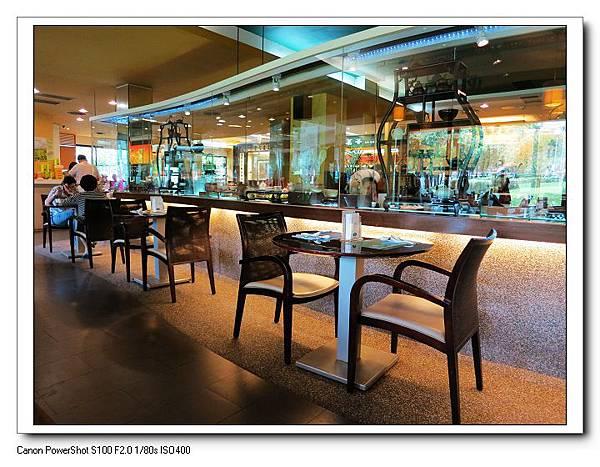 中山店用餐環境