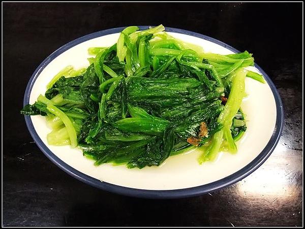 燙青菜(A菜)NT30