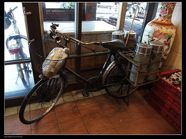 古早賣冰腳踏車