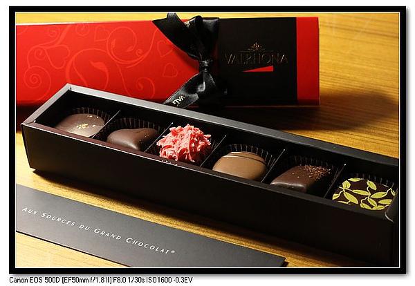 VALRHON巧克力