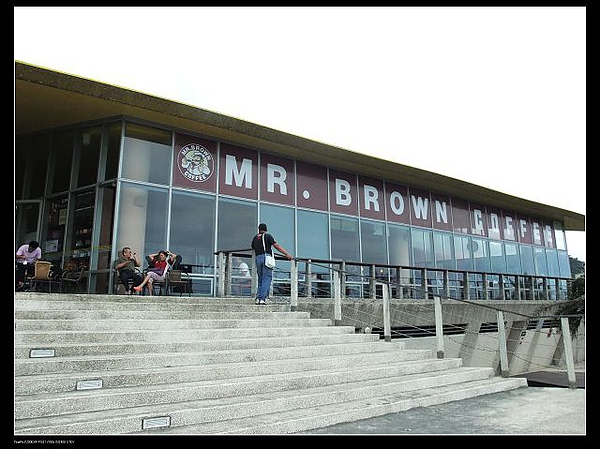 另一面的MR.BROWN