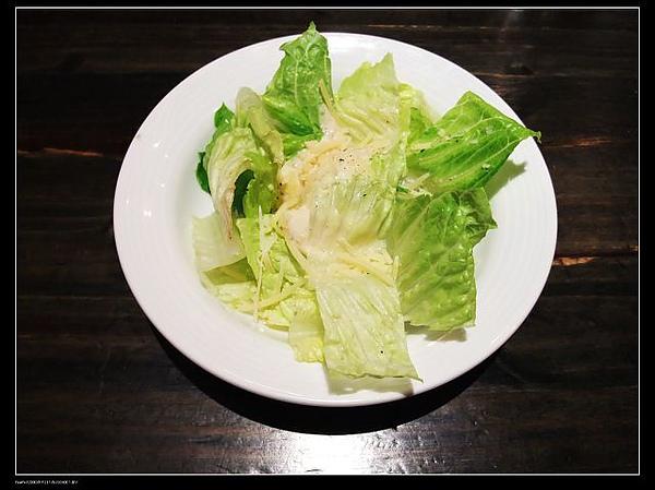 凱薩生菜沙拉