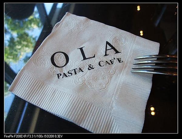 OLA意大利麵店