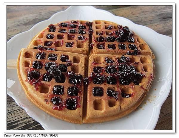 藍莓鬆餅NT90