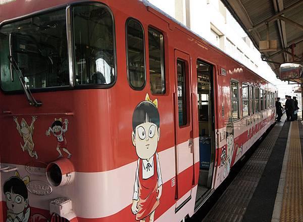 鬼太郎列車.JPG