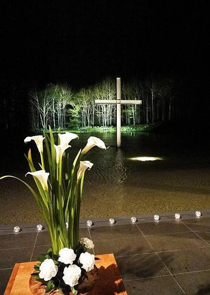 夜間水教堂2.JPG