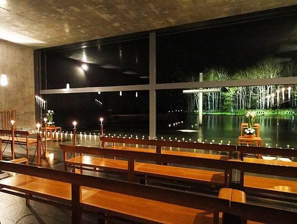 夜間水教堂6.JPG