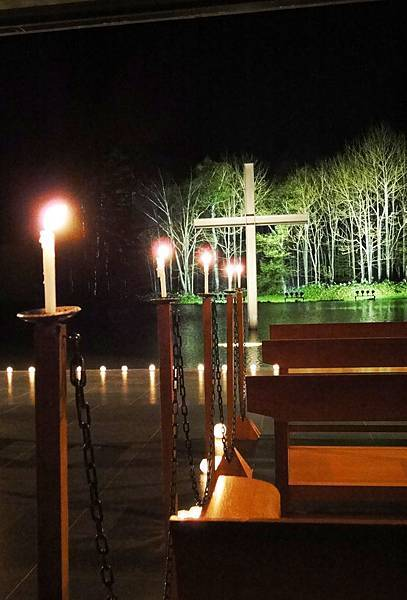 夜間水教堂7.JPG