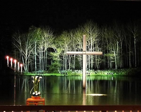 夜間水教堂8.JPG