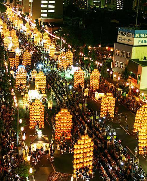 秋田竿燈祭-秋田縣觀光連盟.jpg