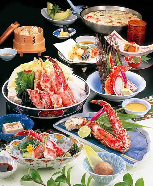 吃起來豪邁奢華的螃蟹涮涮鍋套餐.jpg