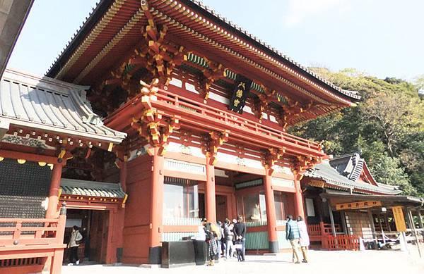 八幡宮5_是日本三大八幡宮之一