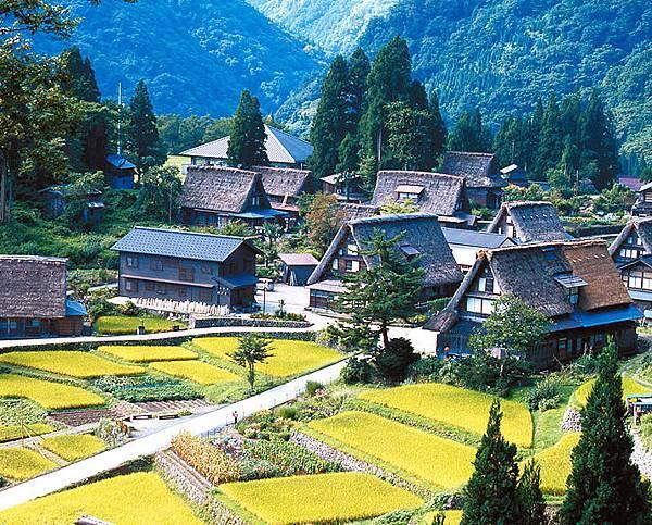夏之旅_合掌村五箇山