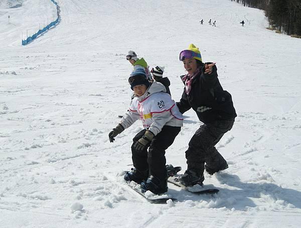 滑雪課程13