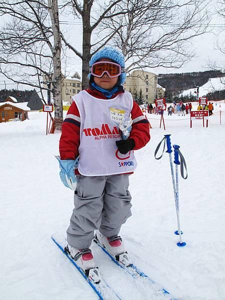 滑雪課程6