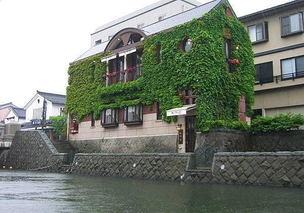 CIMG0111松江城崛川遊船_強哥