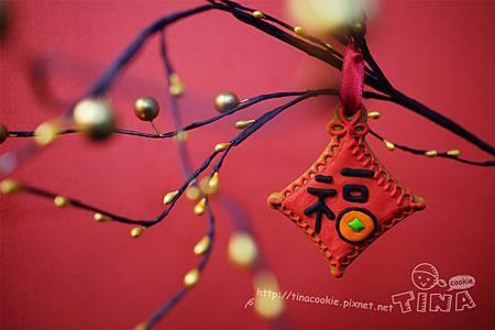 紅咚咚新年小餅-2