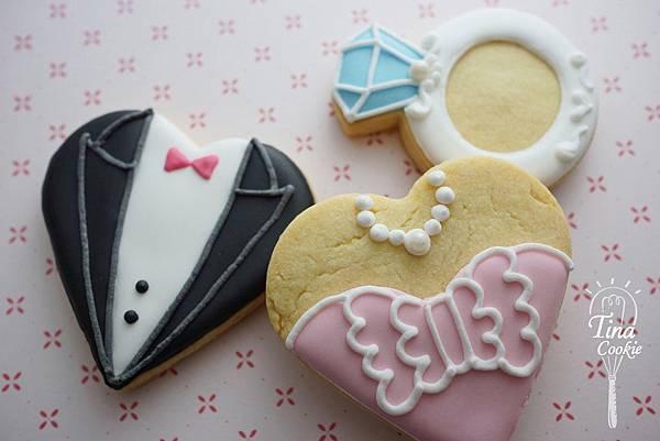 組合D-婚禮小餅-大愛心3件組合(粉紅蕾絲)2.jpg