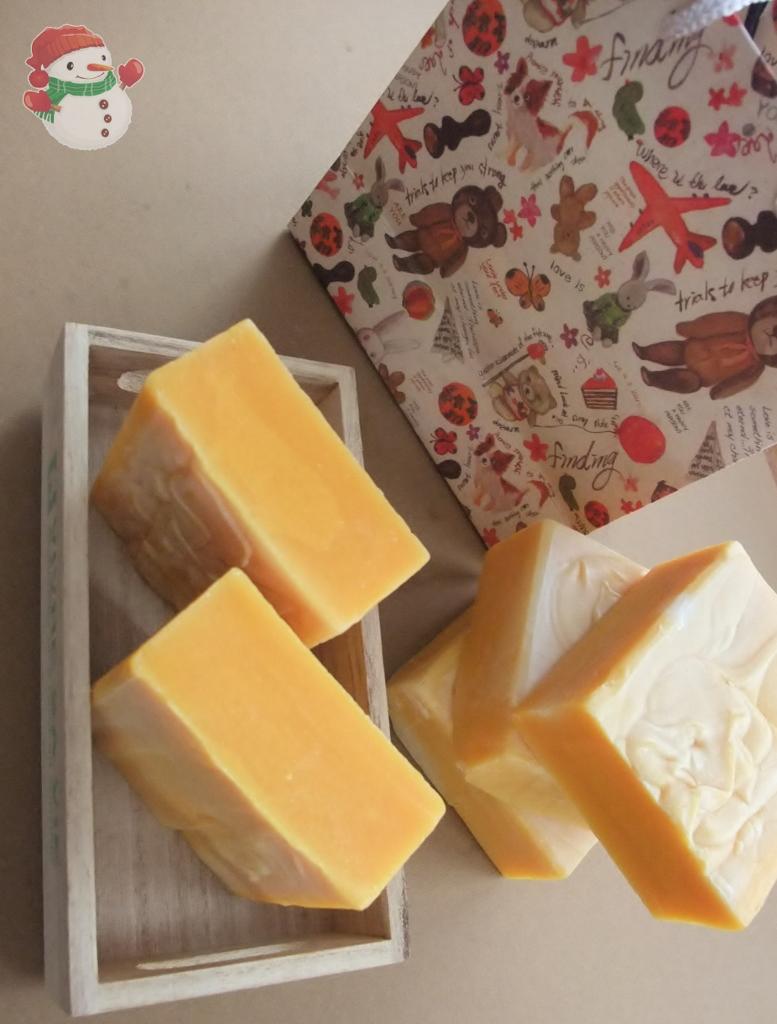 2012 冬 72% 紅棕馬賽皂