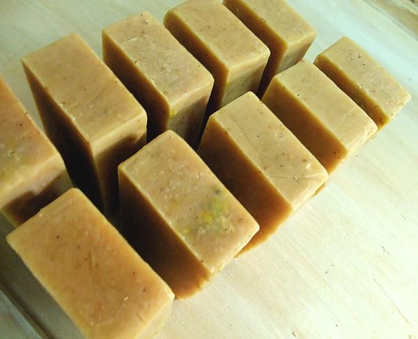 燕麥母乳皂