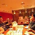 100612.tina與同事@和民居食屋