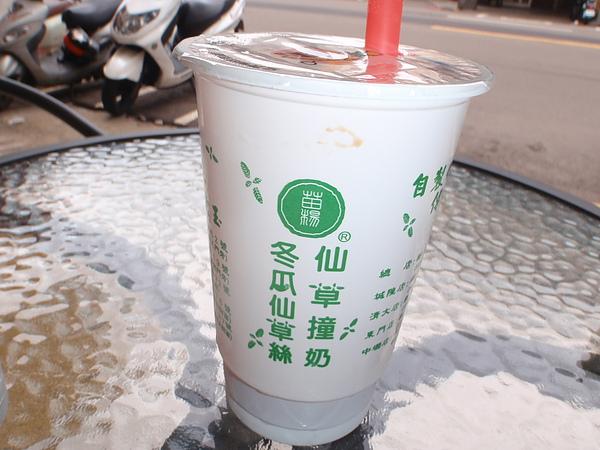 2010.6.26 冬瓜仙草絲