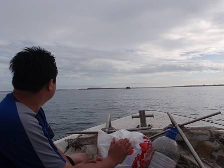 2011.5.21 結束海上活動