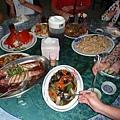 豐盛海鮮餐