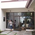 博物館入口處