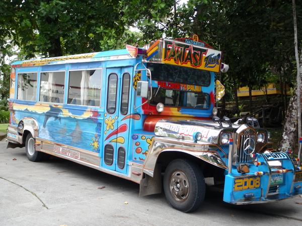 別團很炫的巴士