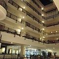 帛琉飯店內