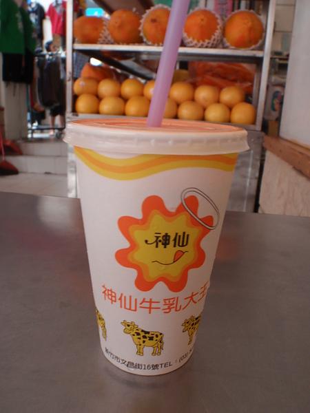 2010.6.26 神仙牛奶大王