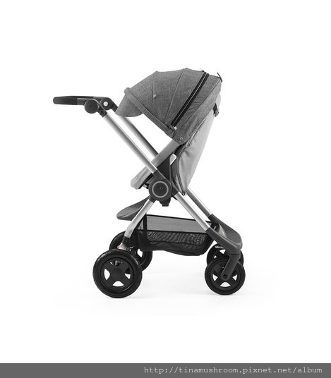 Stokke Scoot 161007-9569 Black Melange on Grey Melange Parent Active.SP_35476.jpg