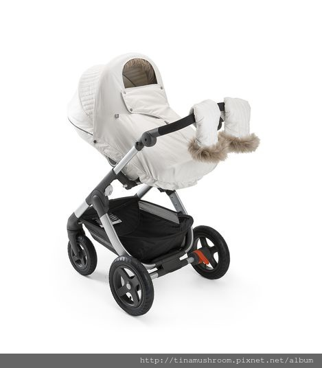 Stokke Stroller Winter Kit Pearl White with Trailz chassis 150429-5835.SP_35922.jpg
