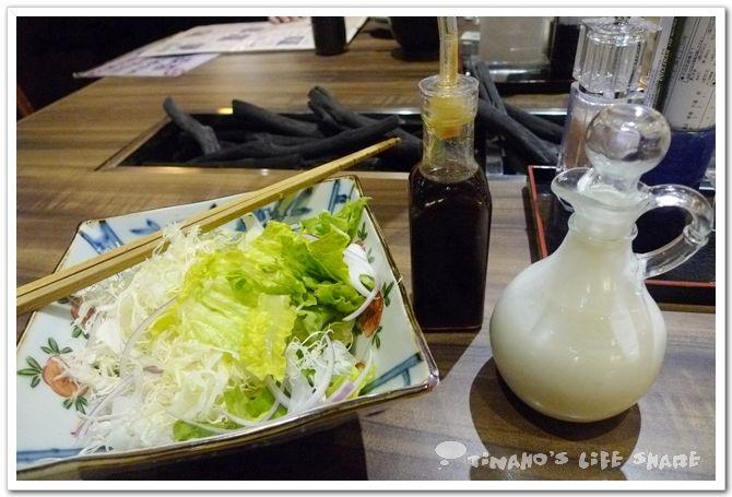 杏子日式豬排前菜