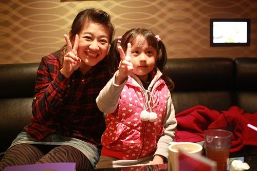 明鈺姐姐與芹芹
