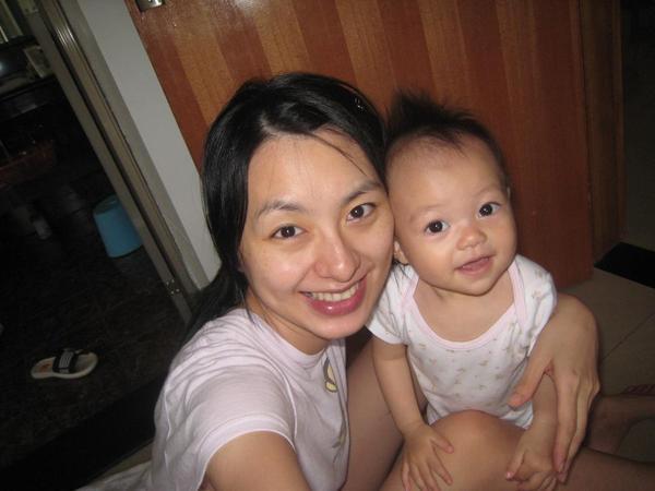 拉她媽與可愛妹