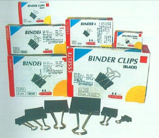 文具辦公用品綜合產品型錄(長尾夾)