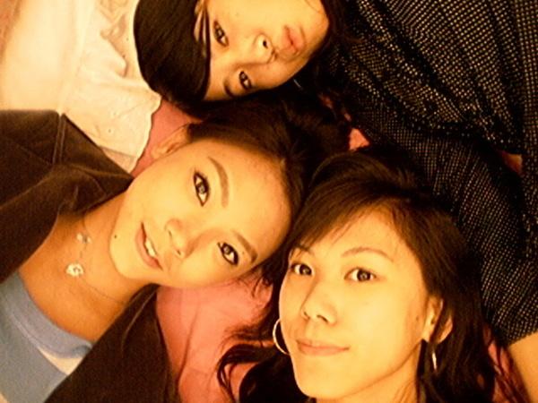二妹和堂妹
