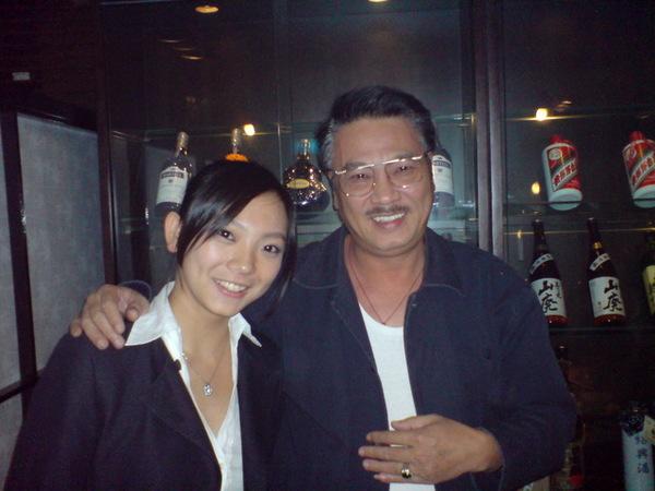 在shabu shabu店遇到達叔