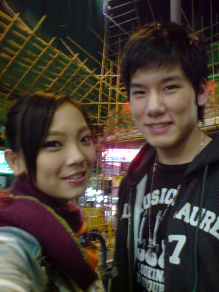 第一天到香港就去找唐正(尖沙嘴)