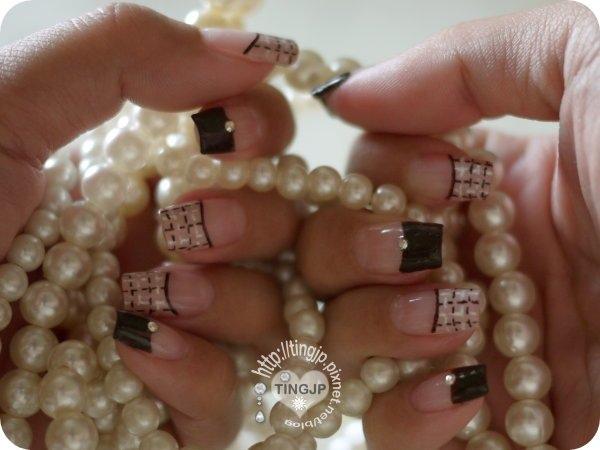雙手又滿是珍珠