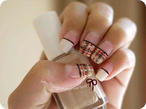 左手5指(無亮片版)