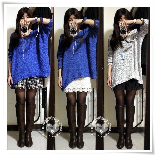 短褲/窄裙/軟雪紡褲裙全身