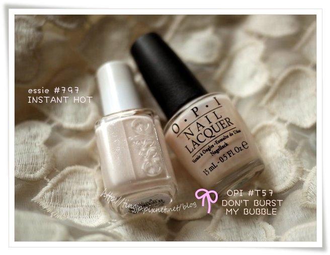 微光透膚指彩指甲油用品