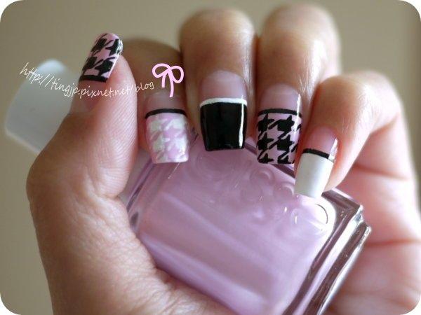 左手主色~粉色