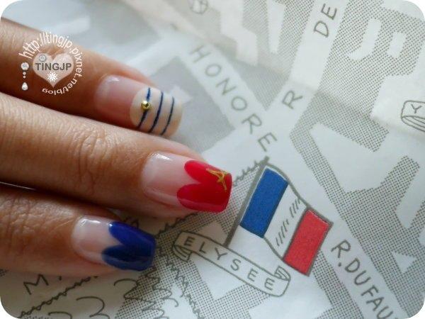 這配色其實也很法國巴黎風❤