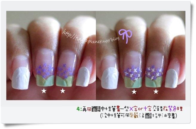 繡球花(白)