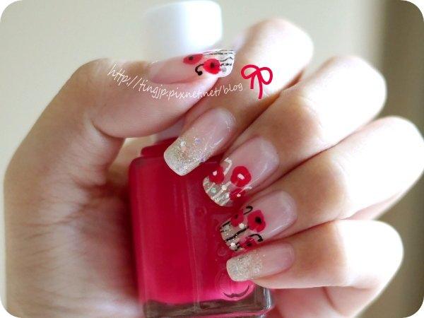 3指罌粟花