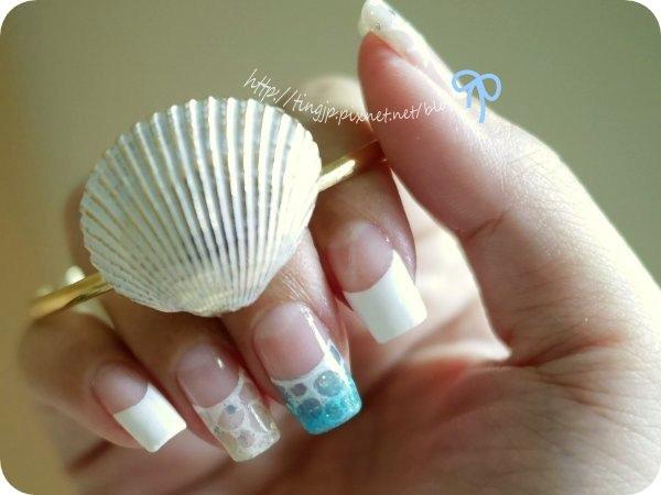 貝殼手環是手的王冠